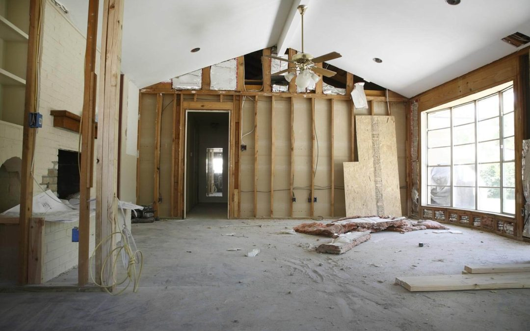 Five ways to manage the mess of a renovation